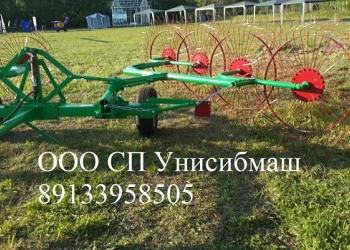 Грабли ворошилки колесно пальцевые ГВВ-6,0А - цена 75 т.р.