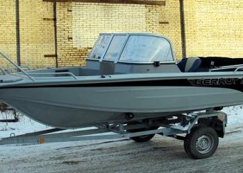 Продаем лодку (катер) Berkut M-DC