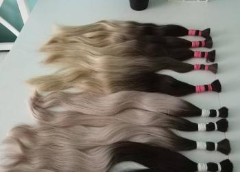 Волосы оптом сырье