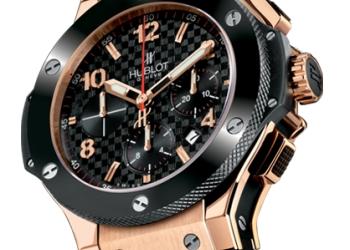 """Часы """"Hublot"""" - самый известный бренд!"""