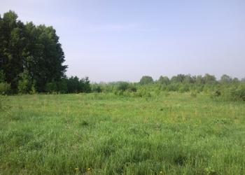Продам землю в собственность в Емельянова