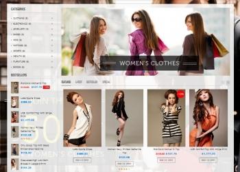 Создание интернет-магазинов, корпоративные сайты, Landing page, сайты визитки.