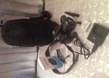Продаю фотоаппарат Canon 600D