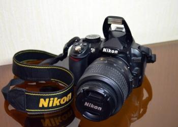 Продаю фотоаппарат nikon D3100 с сумкой-чехлом
