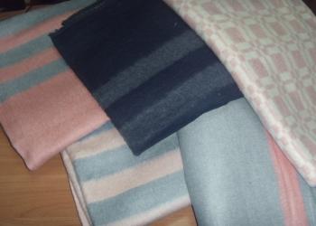 Одеяла байковые и прочая текстильная продукция