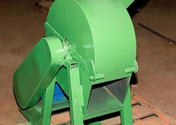 Роторно-молотковая щепорубительная машина РРМ-3