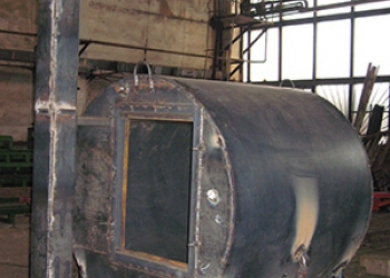Углевыжигательная печь ОД-1