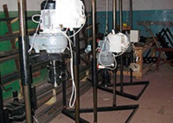 Комбинированные буровые установки (гидробурение и шнек) на 30 м