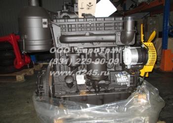 Двигатель Д-243 91 для трактора МТЗ-82 ММЗ НОВЫЙ