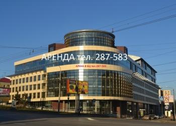АРЕНДА ОФИСНОГО ПОМЕЩЕНИЯВ БИЗНЕС ЦЕНТРЕ НА ГАГАРИНА = 86.7 м²