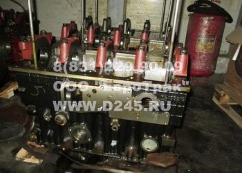 Блок цилиндров двигателя ММЗ Д-245 Евро 2, Евро 3