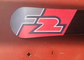 сноубордическая доска F2