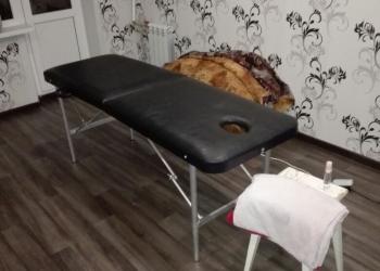 Лечебный массаж, спинного, шейного и поясничного отделов