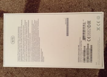 iPhone 6 16 gb РСТ/lte