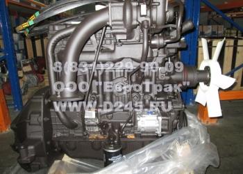 Двигатель Д-245.9Е2-257 ММЗ на ЗИЛ 4329, 4330 и переоборудования ЗИЛ-130, 131
