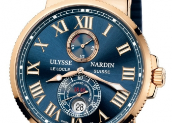 Элитные кварцевые часы Ulysse Nardin (реплика)