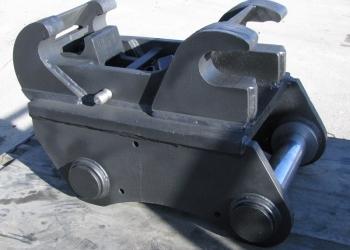 Быстросъем механический для экскаваторов массой 13 – 16 тонн