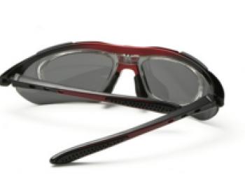 Cпортивные солнцезащитные очки с диоптриями
