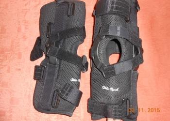 коленные ортезы