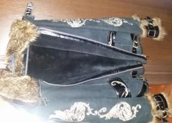 дубленка куртка из овчины