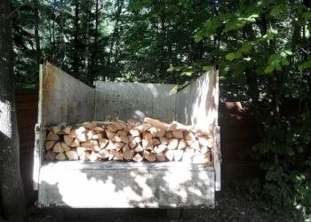 купить дрова в подмосковье. дрова березовые колотые