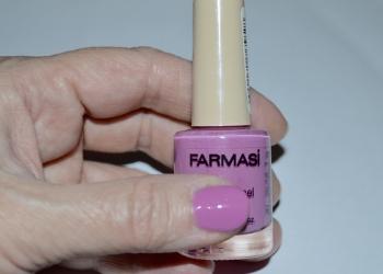 Лак для ногтей Nail Enamel Фармаси