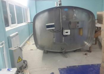 Продаю эллиптический танк-охладитель молока MUELLER 8 тонн