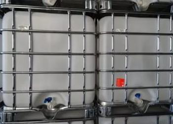 Бак на поддоне 1000 л с подогревом воды от 220