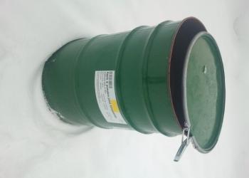 Продам бочки сталь б/у 210 л .чистые с крышкой под хомут