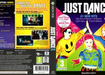 game just dance xbox one 2015