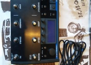 Вокальный процессор TC-Hellicon VoiceLive2