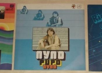Продам виниловые пластинки (LP) состояние (NM)