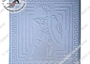 Продаю формы из АБС-пластика для тротуарной плитки и цокольного сайдинга.