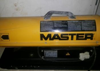 Дизельная тепловая пушка Master B 70 CED
