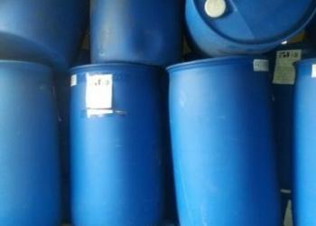 Продам пластиковые б/у бочки 227 л 2 пробки пропаренные