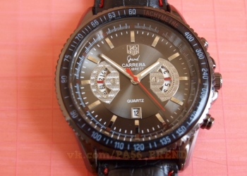 Мужские часы. Популярные модели.