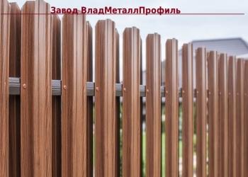 Евроштакетник на забор