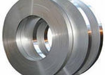 Штрипс лента  размером от 20мм из стали 0,45-3,0мм