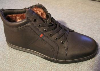 Новые зимние ботинки (разные размеры)