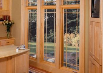 Окна деревянные на заказ