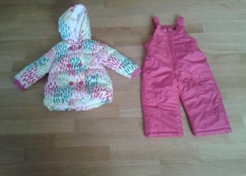 Верхняя одежда на девочку Gymboree, Crazy8 и пр