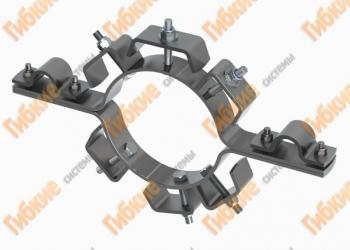 Кольца КТП-14 для гибкой cвязи