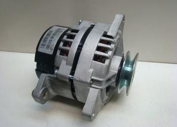 Генератор на Газель, двигатель 4216 узкий шкив 13 мм