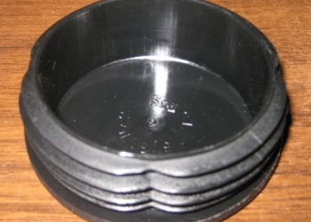 Заглушки пластиковые для металлических труб. Краснодар.