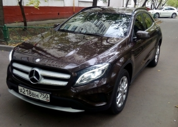 Прокат и аренда Mercedes GLA 200