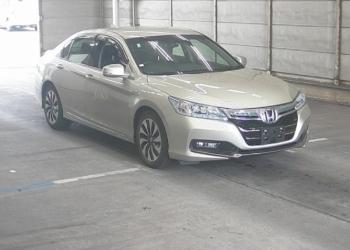 Honda Accord Phev Hybrid гибридный спортивный