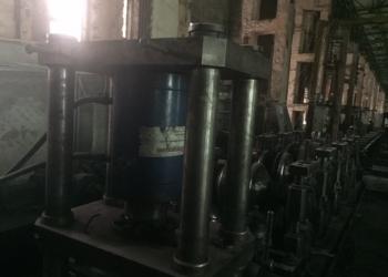 Стан для производства гнутого швеллера толщ.1-6 мм