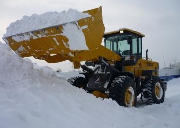 Уборка снега, перевозка, вывоз мусора