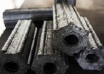 Древесно-угольный брикет (брикетированный уголь)