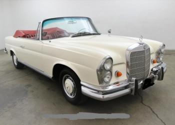 1964 Mercedes-Benz 220SE Cabriolrt
